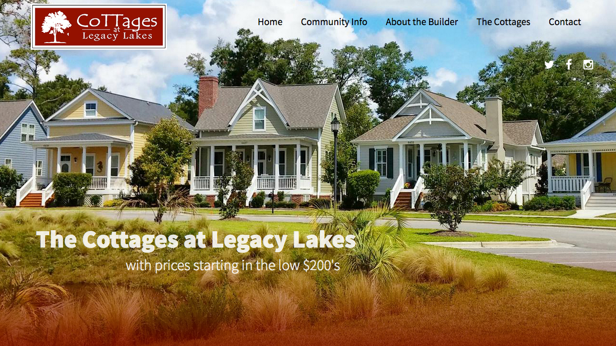 legacylakescottages